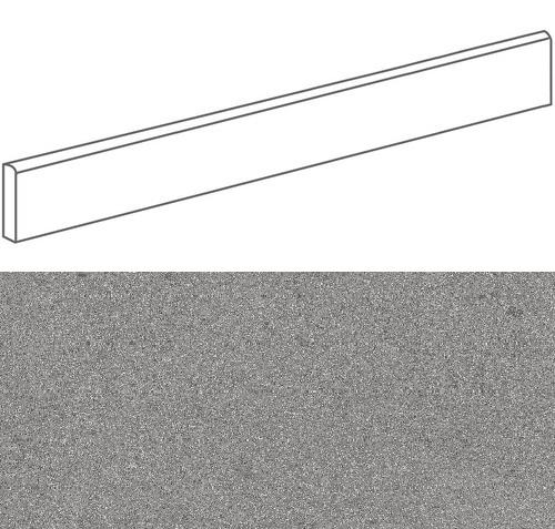 Plinthe imitation terrazzo9,4x80cmGALBE GRIS- 1unité - zoom