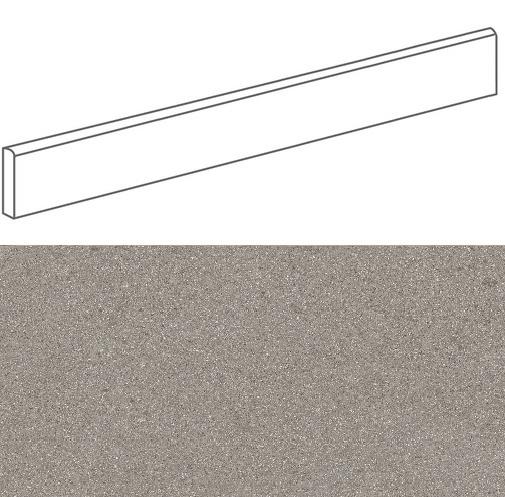 Plinthe imitation terrazzo 9,4X59,3 cm GALBE NUEZ - 1 unité - zoom