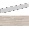 Plinthe aspect bois MONZA ATELIER 7,5X90- 4 Unités