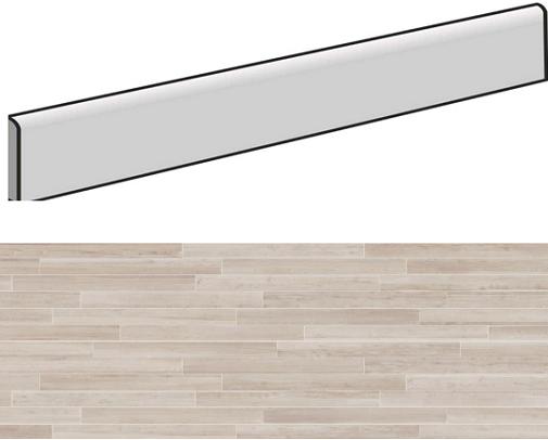 Plinthe aspect bois MONZA ATELIER 7,5X90- 4 Unités - zoom