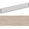 Plinthe aspect bois MONZA GLAMOUR 7,5X90- 4 Unités