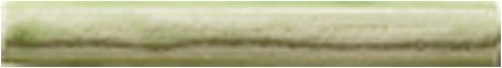 Frise Torelo Patiné Verde 2x15 cm - unité - zoom