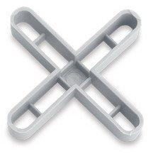 Croisillon carrelage 7 mm - 250 unités - zoom