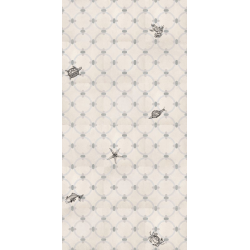 Carrelage gris ciment petits animaux 20x20 cm MACAYA - 1m² Vives Azulejos y Gres