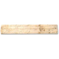 Corniche pierre Travertin TR.TAS 30.5x5 cm - unité SF