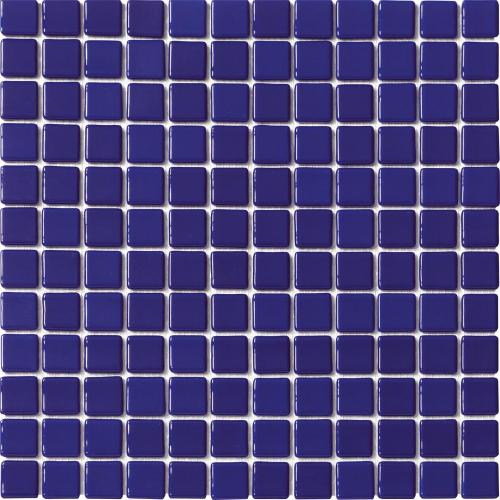 Mosaique piscine Lisa bleu marine obsur 2032 31.6x31.6 cm - 2m² AlttoGlass