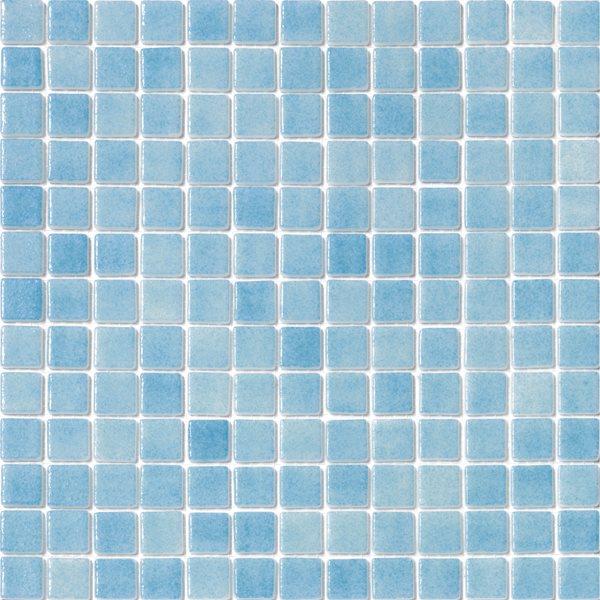 Mosaique piscine Nieve bleu celeste 3004 31.6x31.6 cm - 2 m² - zoom