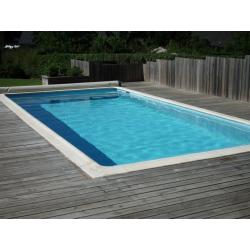 Mosaique piscine Nieve bleu celeste 3004 31.6x31.6 cm - 2 m² AlttoGlass