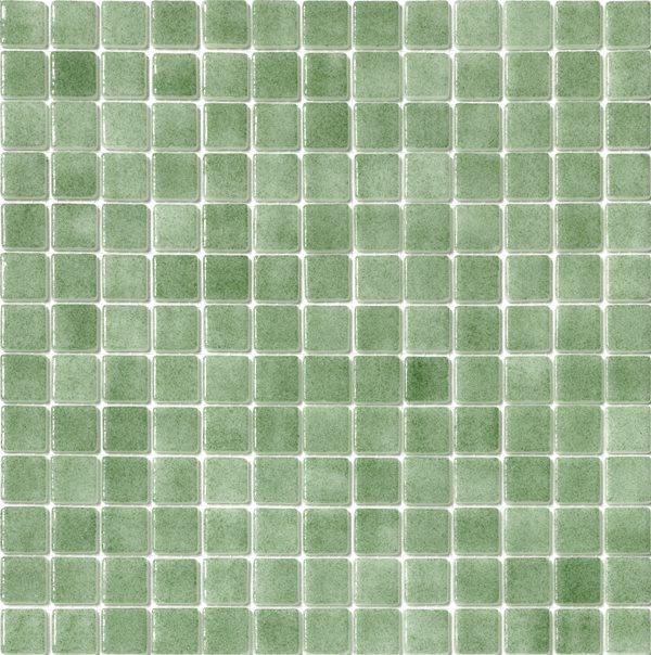 Mosaique piscine vert gazon 3006 31.6x31.6 cm - 2 m² - zoom