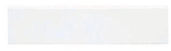 Plinthe intérieur Exacer blanc mat 8x33.3 cm grès cérame - unité - zoom
