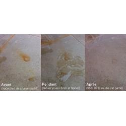 Désincrustant acide pour sol décapant fin de chantier Deterdek 1 L Fila
