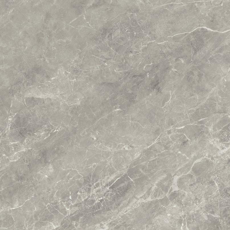 Carrelage marbré rectifié 60x60 cm BALMORAL GREY brillo - 1.08m² - zoom