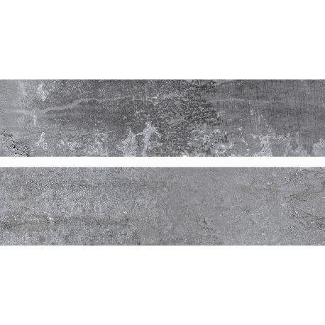 Carrelage effet pierre Brickbold Gris 8.15x33.15cm - 1.24m² - zoom