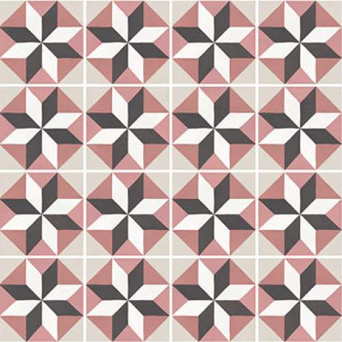 Carrelage imitation ciment 20x20 cm CAPRICE DECO MAGIC COLOURS - 22117 - 1m² - zoom