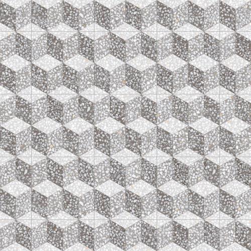 Carrelage imitation ciment 30x30 cm Cavour Cemento anti-dérapant R10 - 0 Vives Azulejos y Gres