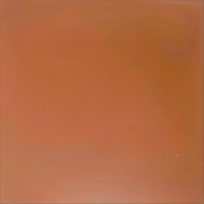 Carreau de ciment véritable Uni 20x20 cm SIENNE - 0.48m² - zoom