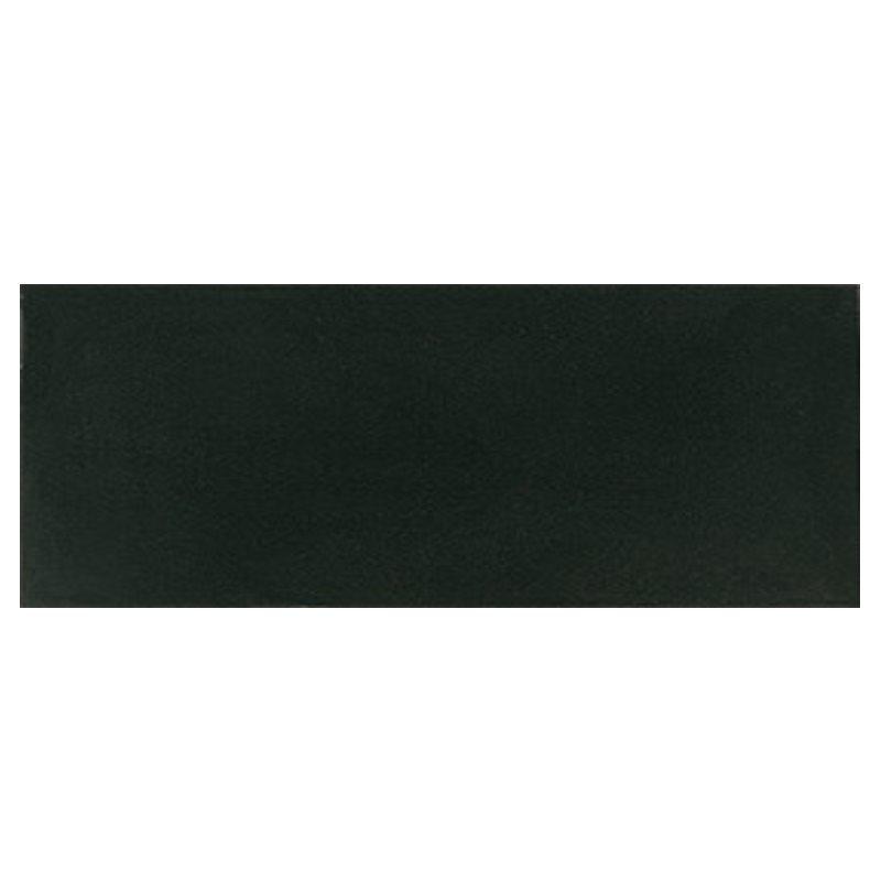 Plinthe de carreau de ciment véritable unie ARDOISE 10x20 cm - 4mL - zoom