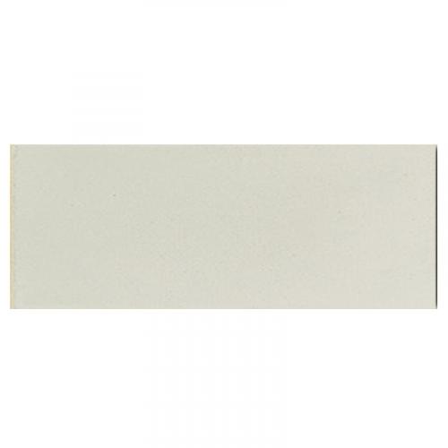 Plinthe de carreau de ciment véritable unie PIERRE 10x20 cm - 4mL Carreaux ciment véritables