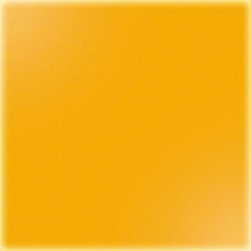 Carreaux 10x10 cm orange clair brillant ZOLFO CERAME - 1m² CE.SI