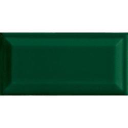 Carreau métro grès cérame vert RAME 7,5x15 cm - 1 m² CE.SI
