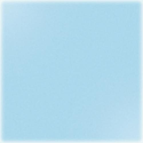 Carrelage uni 20x20 cm bleu ciel brillant GALENA - 1.4m² CE.SI
