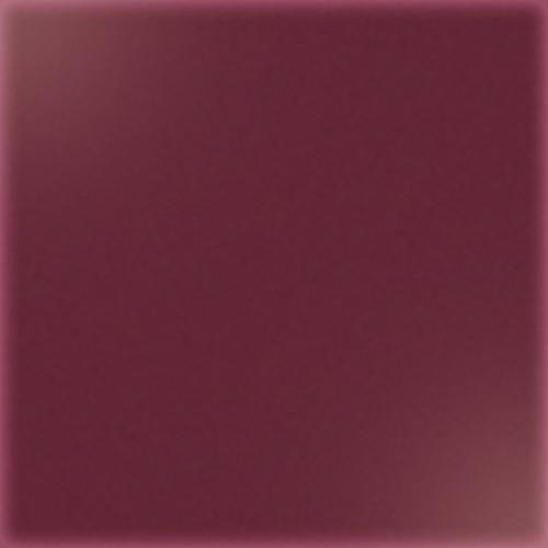 Carrelage uni 20x20 cm amarante brillant GRANATO - 1.4m² CE.SI