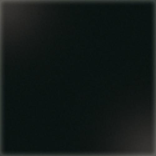 Carrelage uni 20x20 cm noir brillant LAVA - 1.4m² CE.SI
