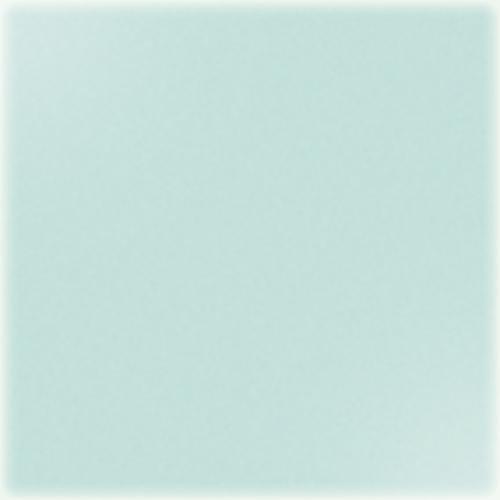 Carrelage uni 20x20 cm vert opaline brillant TUNDRA - 1.4m² - zoom