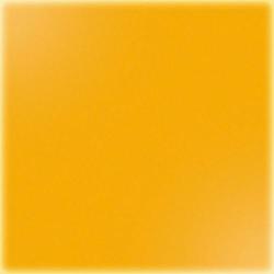 Carrelage uni 5x5 cm orangé brillant ZOLFO sur trame - 1m² CE.SI