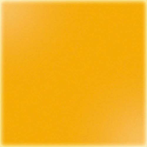 Carrelage uni 5x5 cm orangé brillant ZOLFO sur trame - 1m² - zoom