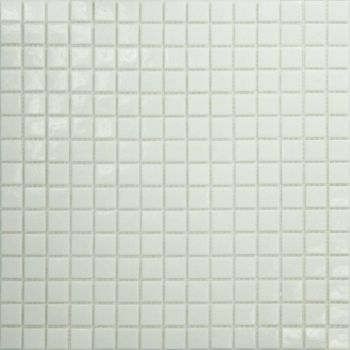 Mosaique piscine Blanche A11 20x20mm - 2.14m² Ston