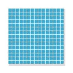 Mosaique piscine Bleu A32 20x20mm - 2.14m² Ston