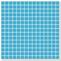 Mosaique piscine Bleu A32 20x20mm - 2.14m² - zoom