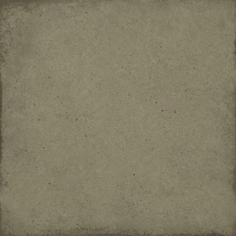 Carrelage uni vieilli vert 20x20 cm ART NOUVEAU CYPRESS GREEN 24396 - 1m² - zoom