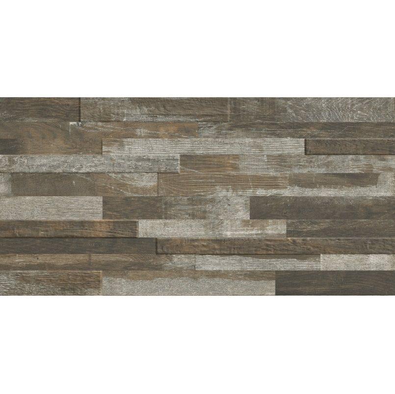 Carrelage imitation bois rect 30x60 DECK WEXFORD - 1.08m² - zoom