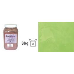 Chaux véritable vert Anis déco stuc ou badigeon intérieur extérieur - 3kg Défi