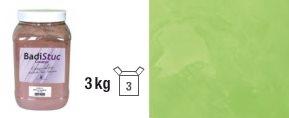 Chaux véritable vert Anis déco stuc ou badigeon intérieur extérieur - 3kg - zoom