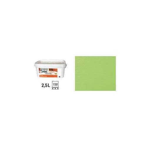 Peinture naturelle à la chaux intérieur extérieur Vert Tilleul - 2 Défi