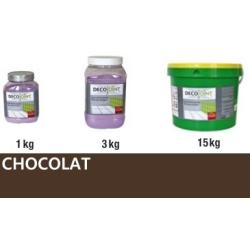 Joint carrelage marron chocolat Défi