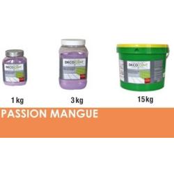 Joint carrelage orange mangue Défi
