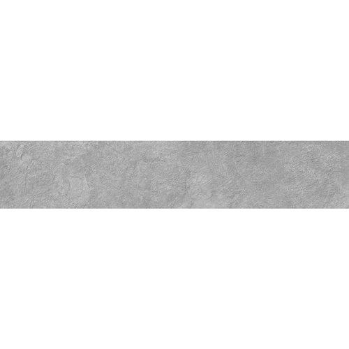 Plinthe vieillie DELTA Gris ciment 9.4x60 cm - 12mL - zoom