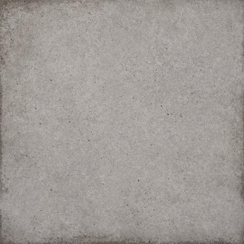 Carrelage uni vieilli gris 20x20 cm ART NOUVEAU GREY 24395 - 1m² Equipe