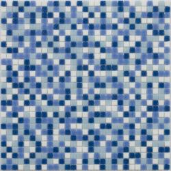 Mosaique piscine 10x10mm LAGOON10 31.8x31.8 cm - 1.01m² Ston