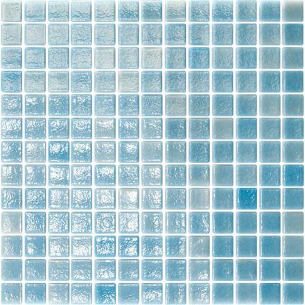 Mosaique de piscine bleue ciel LIMPIA 33.4x33.4 cm - 2 m² - zoom