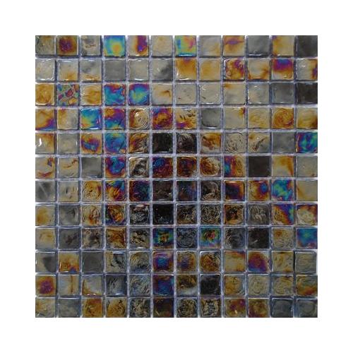 Malla Boreal Noche - Mosaique en verre 30x30cm - unité Decora