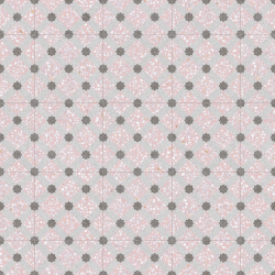 Carrelage imitation ciment 30x30 cm Mancini Rosa anti-dérapant R10 - 0.99m² Vives Azulejos y Gres