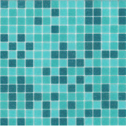 Mosaique piscine Aquamarine  31.5x31.5 cm - 1 m² Ston