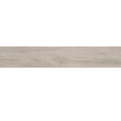 Carrelage imitation parquet rectifié Maryland Gris R10 20x114 cm - 1.14m² Baldocer