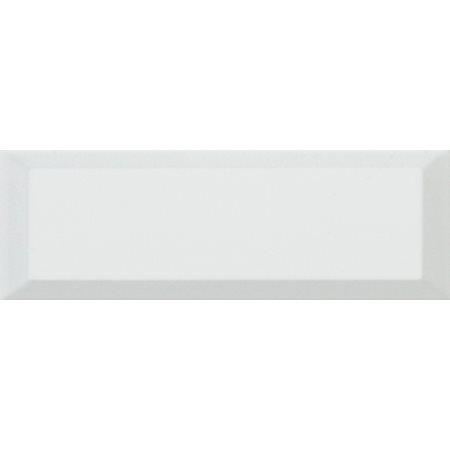 Carreaux Métro géants blanc brillant 15x45 cm - 1m² - zoom