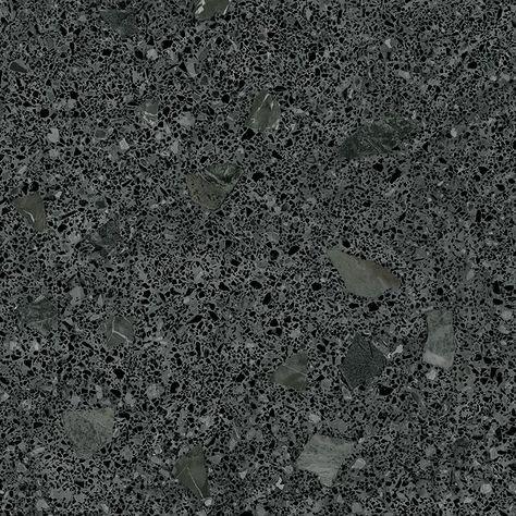 Carreau style granité anthracite 80x80 cm MISCELA-R Grafito - 1.28m² - zoom